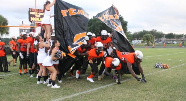 Seminole High School Football 2017-2018