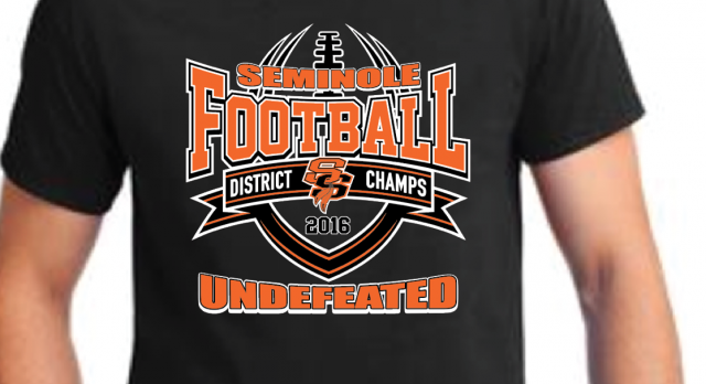 District Championship Shirts $15.00 (small sizes have been reordered)