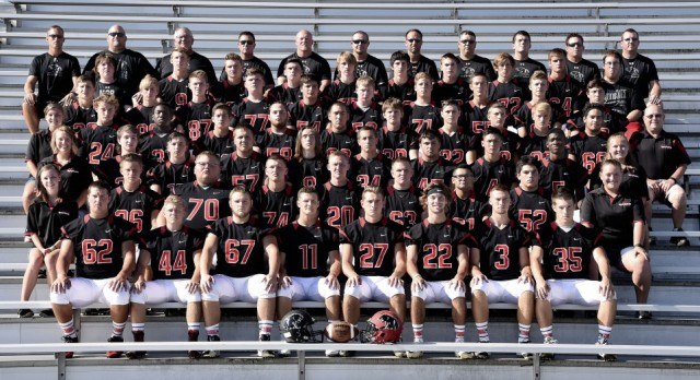 NorthWood Football 9-0 – NLC Champions!!