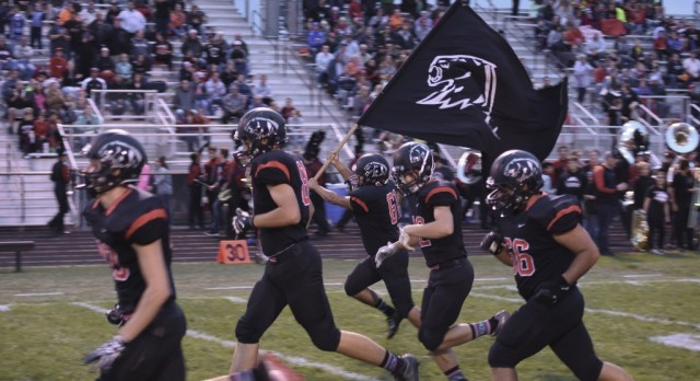 Football Sectional Tickets Go on Sale 10-17-16