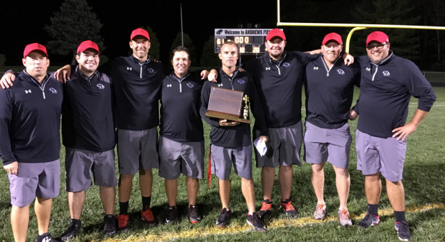 Nate Andrews named IFCA North All-Star Head Coach!