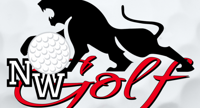 Girls Golf Senior Night–Madison Richner and Hope Cripe
