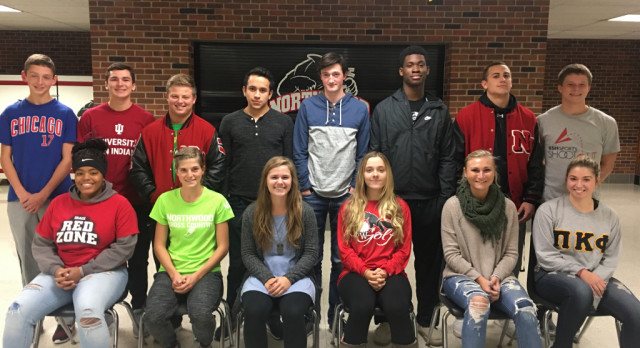 2017 Fall MVP's , Athletic Award Recipients and NLC All-Sport Standings!