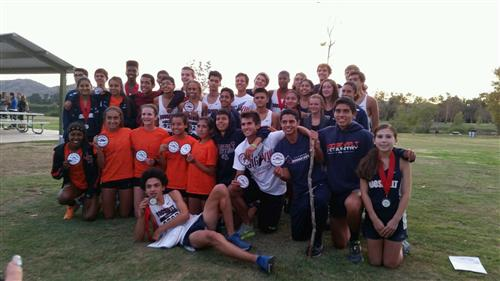 Cross Country – Last Chance
