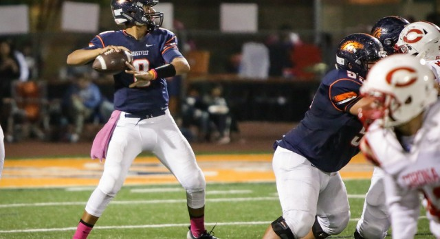Roosevelt's Offense Explodes in Win Over Corona