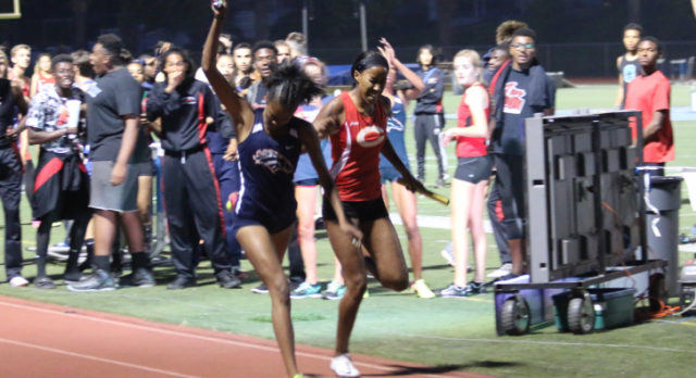 Track Stars Shine at League Finals