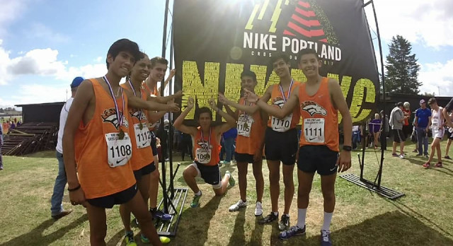 Cross Country breezes into CIF Finals