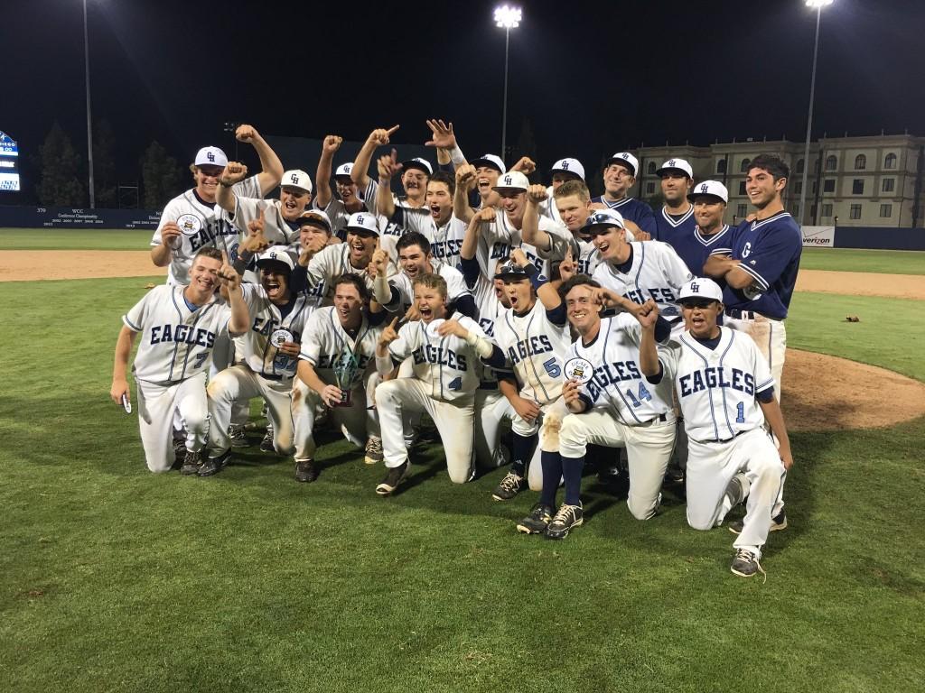 Granite Baseball Wins 6th CIF title