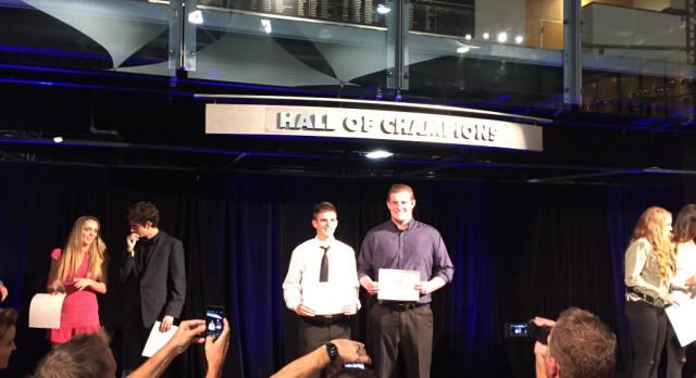 Brady DeHaven and Garrett Curran, All CIF