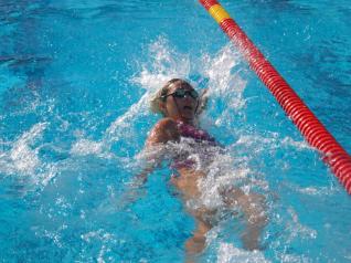 CIF Swimming