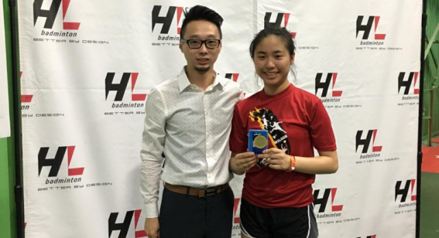 Badminton's Crystal Yang is on Fire!