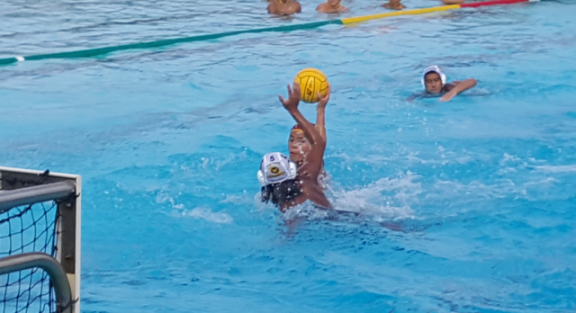 Water Polo Wilson 14  West Covina 6