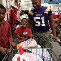 Shopping with the Canes