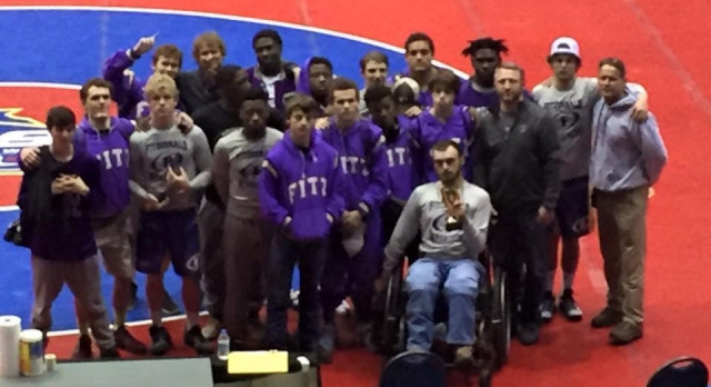Purple Hurricane Place 3rd at State!
