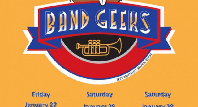 "FHS Presents ""Band Geeks"" The Musical!"