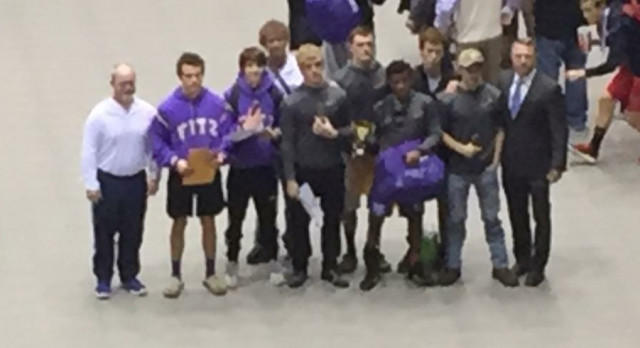 Seven FHS Wrestlers Place at State!