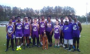 MS Boys Runner-up