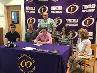 Mitchell Signs To Wrestle For Brewton Parker!