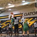 Varsity Girls' Basketball vs BE