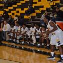 Varsity Boys' Basketball VS Garrett