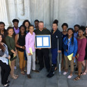 Lady Gators Recognized @ the State House