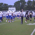 JV Football vs. Sumter