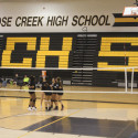 Volleyball tri-match vs Ashley Ridge and Summerville