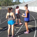 Cross Country Practice
