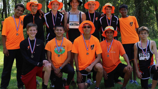 CC team at west inv