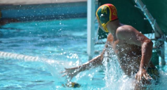 Temple City High School Boys Varsity Water Polo beat La Canada High School 11-9