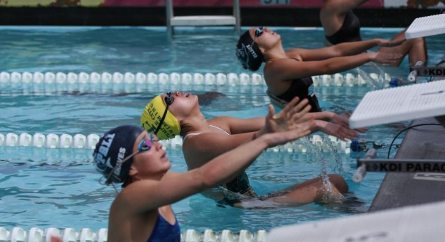 Swimmers Advance to CIF