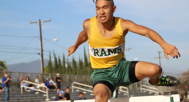 CIF Track Qualifiers
