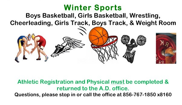 WINTER SPORTS PHYSICALS 11-14-17