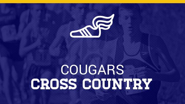 Cougars XC Teams Compete in Conference Championship