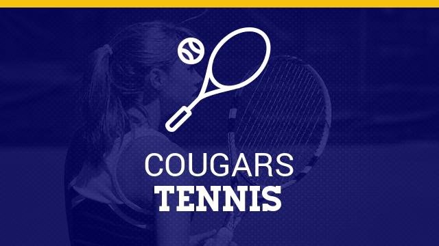 Cougars Freshman Tennis Player Qualified in Top-4