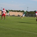 Junior Varsity vs Hico 8-25-16