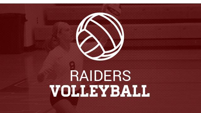 Portland Volleyball Sweeps ER