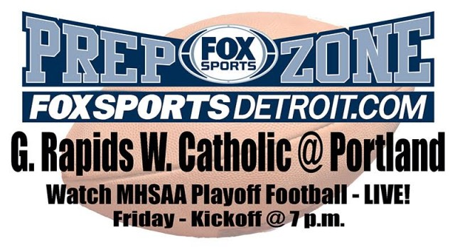 MHSAA Streaming Friday's Football Game Live