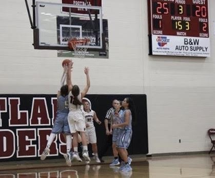 Girls Basketball Gets Big Win Over Lansing Catholic