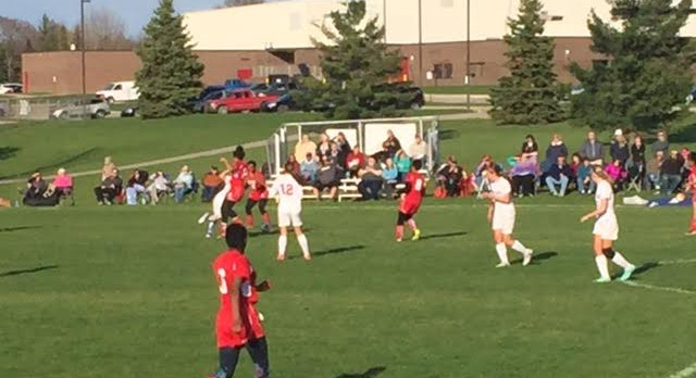 Girls Soccer Beats Sexton