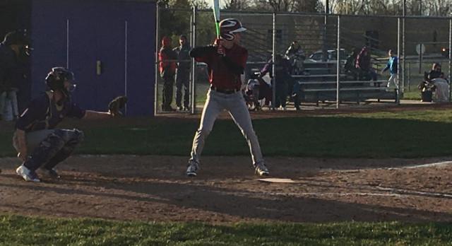 Baseball Teams Battle Okemos