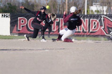 Baseball & Softball Districts Today at Home