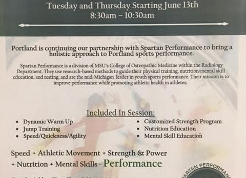 Spartan Performance Offered For Female Athletes and Others
