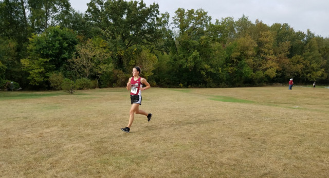 Cross Country Teams Compete in League Jamboree