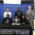 Bryce Williams Signs with Lindsey Wilson