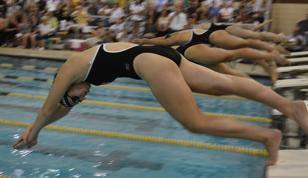 Girls Swim/Dive 9th at State Finals