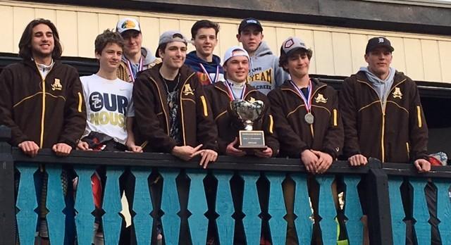 Boys Ski Claims SEMSL Crown