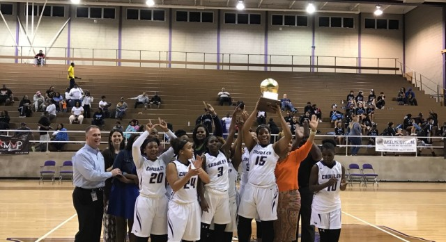 Perfection! Lady Eagles Capture 9-5A District Title