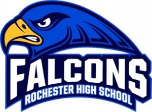 Rochester High School Logo New