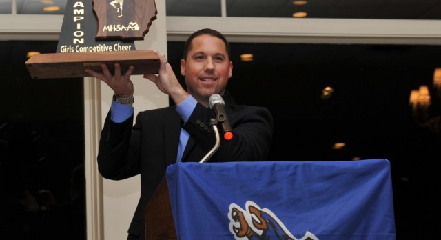 Mr. Beach Finalist for Varsity Brands National Athletic Director of the Year